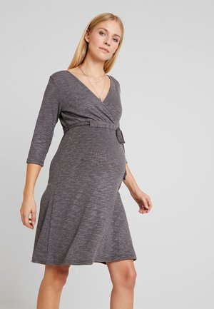 MLPEPPA DRESS - Jerseykjole - grey
