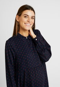 MAMALICIOUS - MLXINIA WOVEN SHIRT DRESS - Abito a camicia - navy - 3