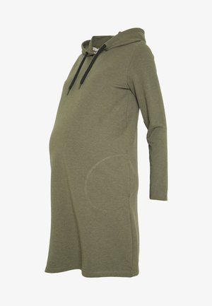 MLVINJADRESS - Sukienka letnia - dusty olive/melange