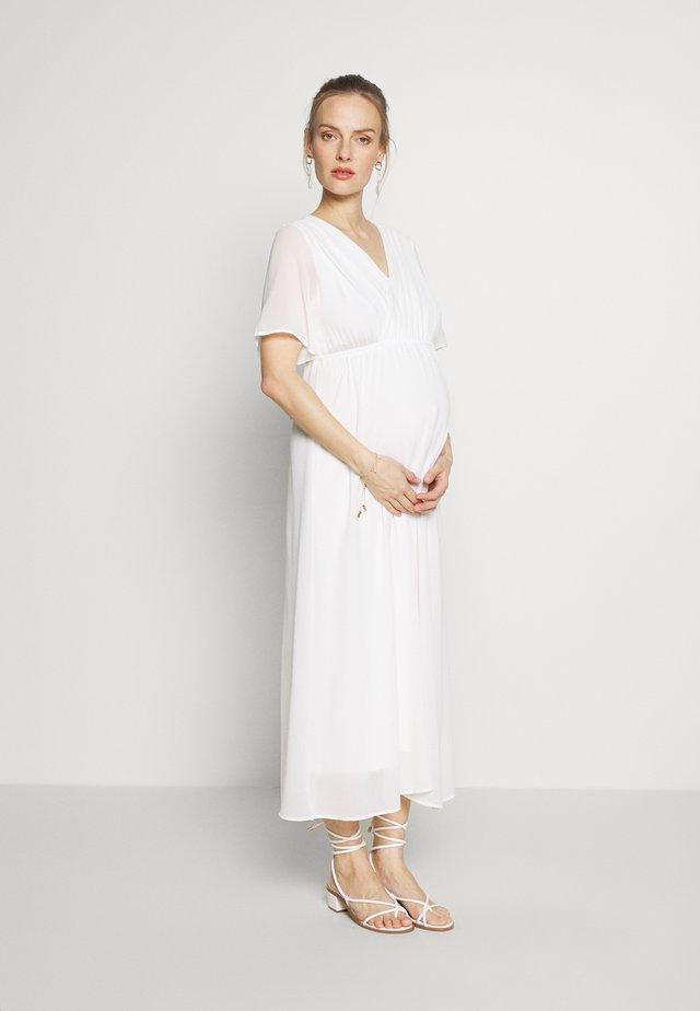 MLYOLANDA MARY  - Maxi šaty - snow white