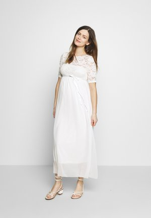 MLMIVANA DRESS - Abito da sera - snow white