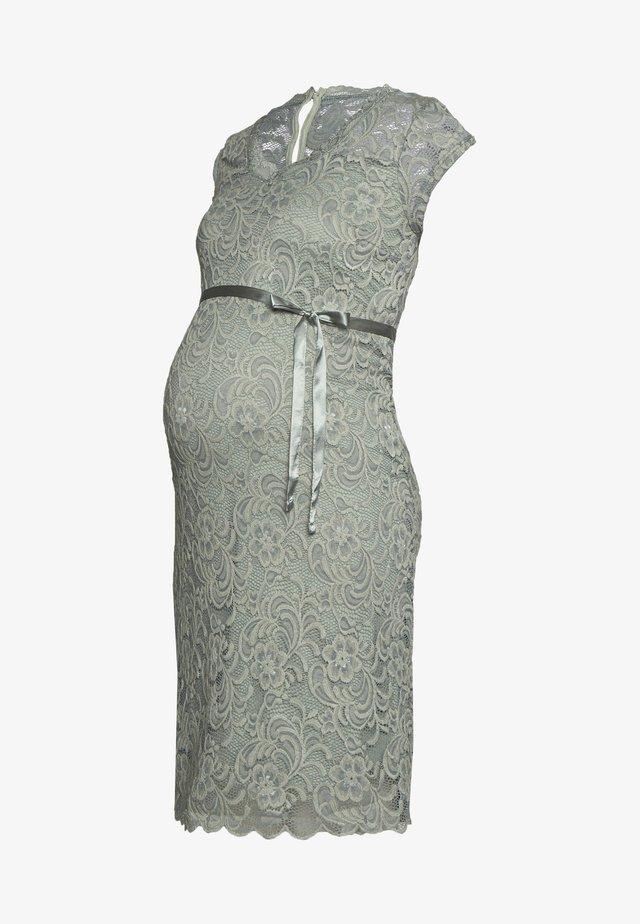 MLNEWMIVANA CAP DRESS - Cocktail dress / Party dress - green milieu