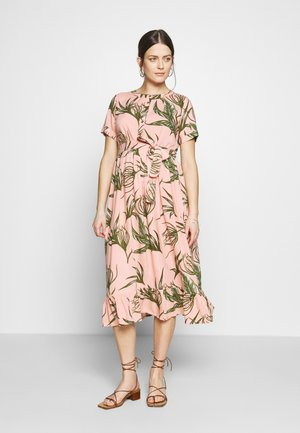 MLDARLING LIA DRESS - Sukienka letnia - mellow rose