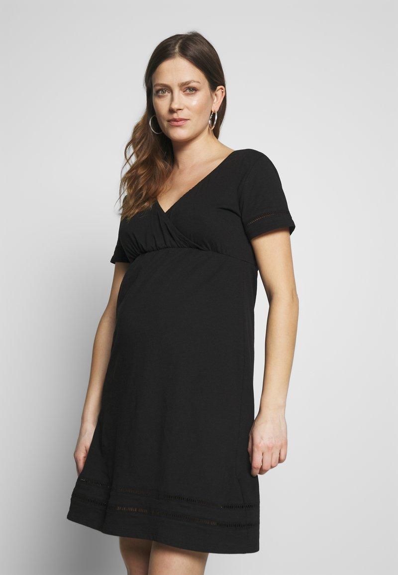 MAMALICIOUS - MLSIANA TESS DRESS - Vestido ligero - black
