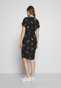MAMALICIOUS - MLPILAR - Sukienka z dżerseju - black - 2