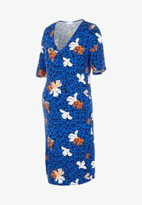 MAMALICIOUS - Vestido informal - dazzling blue - 5