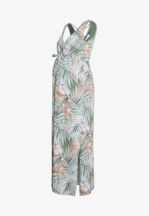 MLCORINE TESS DRESS - Vestido largo - snow white