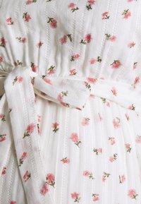 MAMALICIOUS - MLDITSY MIDI DRESS - Sukienka letnia - snow white - 2