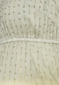 MAMALICIOUS - MLEMILIA MIDI DRESS - Vestido informal - green milieu/mellow yellow - 2
