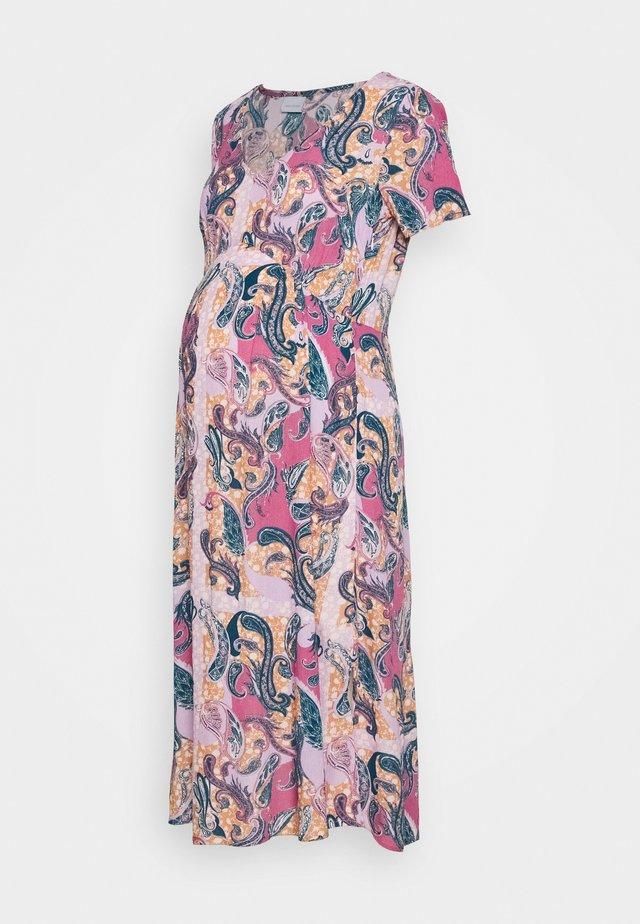 MLIBENA DRESS - Vapaa-ajan mekko - violet