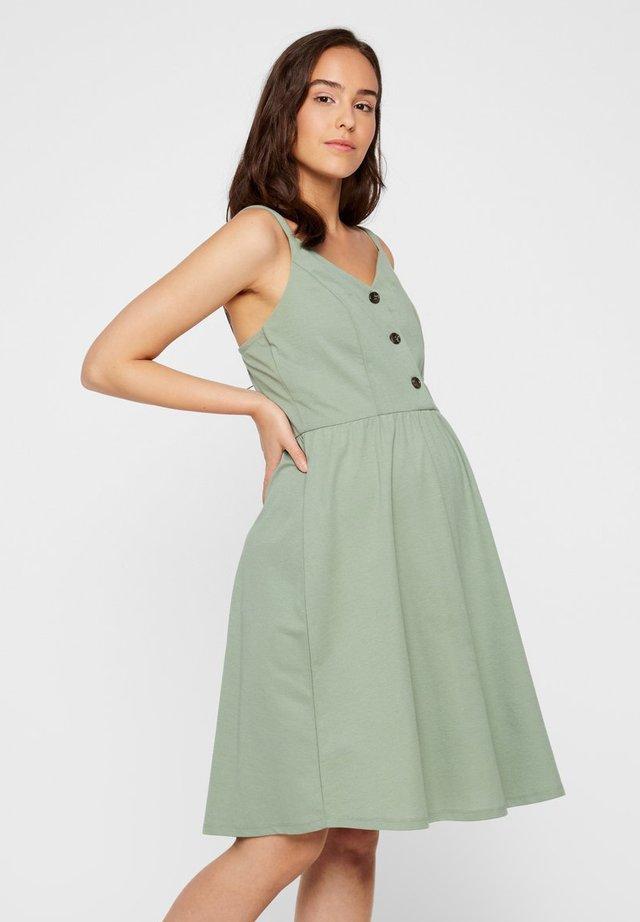 Sukienka z dżerseju - green bay