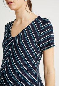 MAMALICIOUS - MLMARIA  - T-shirt con stampa - dark blue - 4