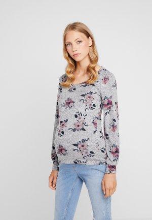 Pitkähihainen paita - medium grey melange