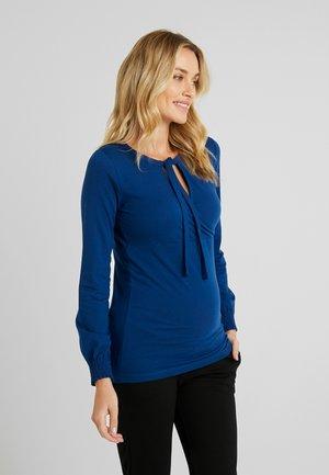 MLKIMMI TESS COMBI - Långärmad tröja - estate blue