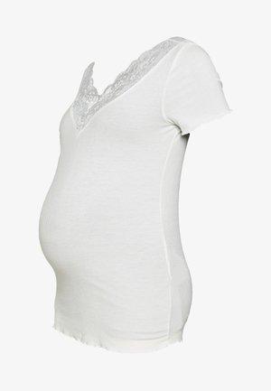 MLTRINA - Camiseta estampada - snow white