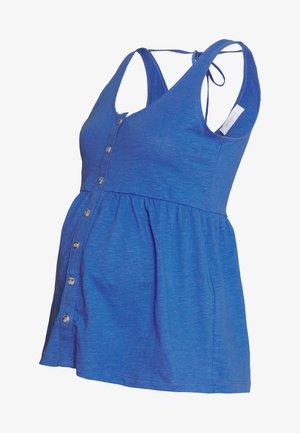 MLMILLA LIA TANK - Topper - dazzling blue