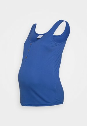 MLNELIA LIA TANK - Top - mazarine blue