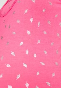 MAMALICIOUS - MLFOLEY NELL TANK - Top - hot pink/silver - 2