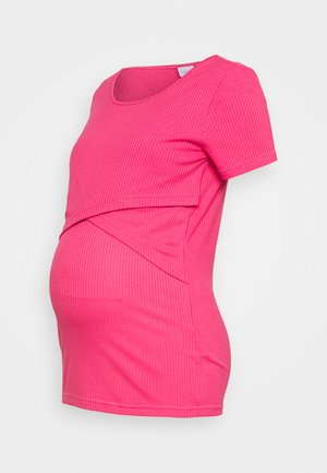 MLISABELLA - T-Shirt basic - hot pink