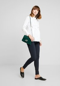 MAMALICIOUS - MLKAJA WOVEN - Overhemdblouse - bright white - 1