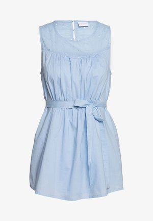 MLMALINA - Blouse - light blue