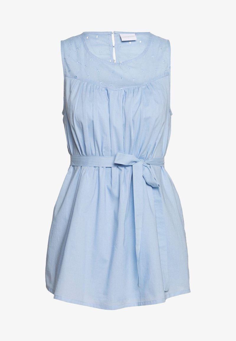 MAMALICIOUS - MLMALINA - Blusa - light blue