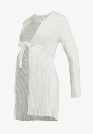 MLJULIANNE CARDIGAN - Cardigan - light grey