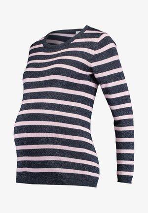 MLBLACK - Jersey de punto - navy blazer/misty rose