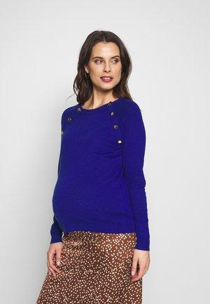 MLMAISE LIA - Jersey de punto - mazarine blue