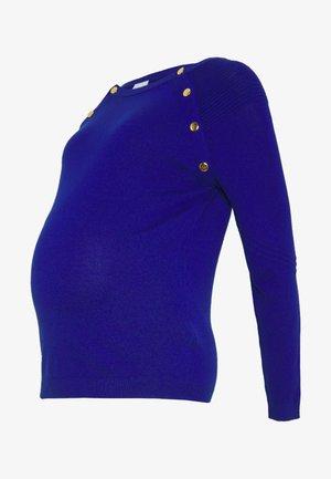 MLMAISE LIA - Strikpullover /Striktrøjer - mazarine blue