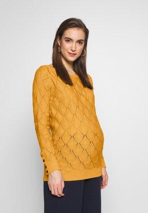 MLLIVA - Jumper - golden apricot