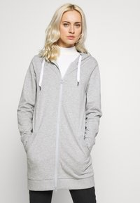 MAMALICIOUS - MLFIKKA - Collegetakki - light grey melange - 4
