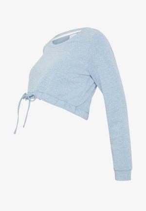 Sweatshirt - ashley blue