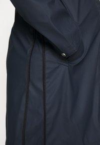 MAMALICIOUS - MLJOELLE ZIPPY SIDE RAINCOAT - Impermeable - navy blazer - 5