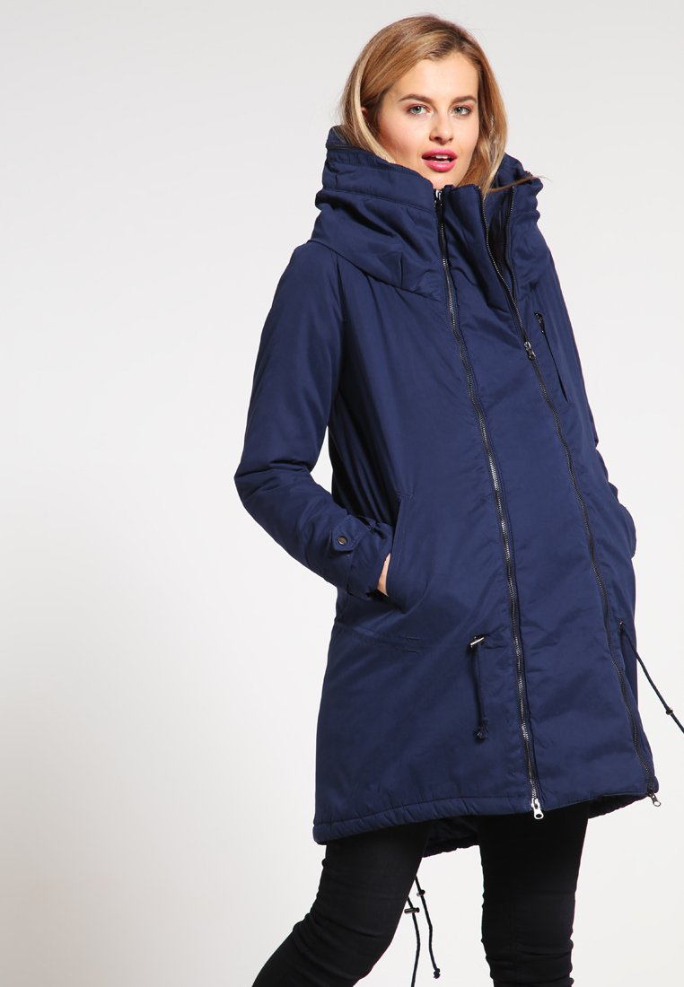 MAMALICIOUS - NEW TIKKA - Winter coat - navy blazer