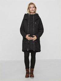 MAMALICIOUS - NEW TIKKA - Winter coat - black - 1