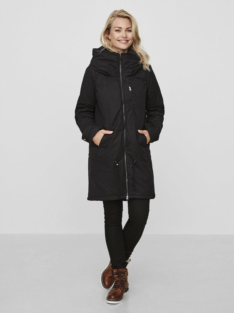 MAMALICIOUS - NEW TIKKA - Winter coat - black