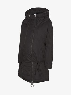 NEW TIKKA - Zimní kabát - black
