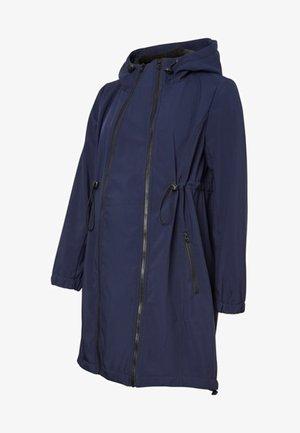 MLSHELLA 3IN1 TIKKA  - Krótki płaszcz - navy blazer