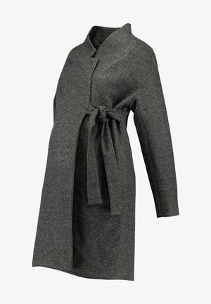 MLHAZE COAT - Zimní kabát - dark grey melange