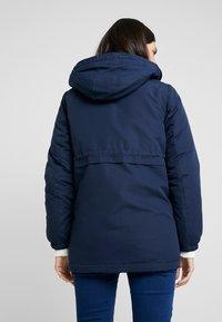 MAMALICIOUS - MLJESS JACKET - Parka - navy blazer/nature - 3
