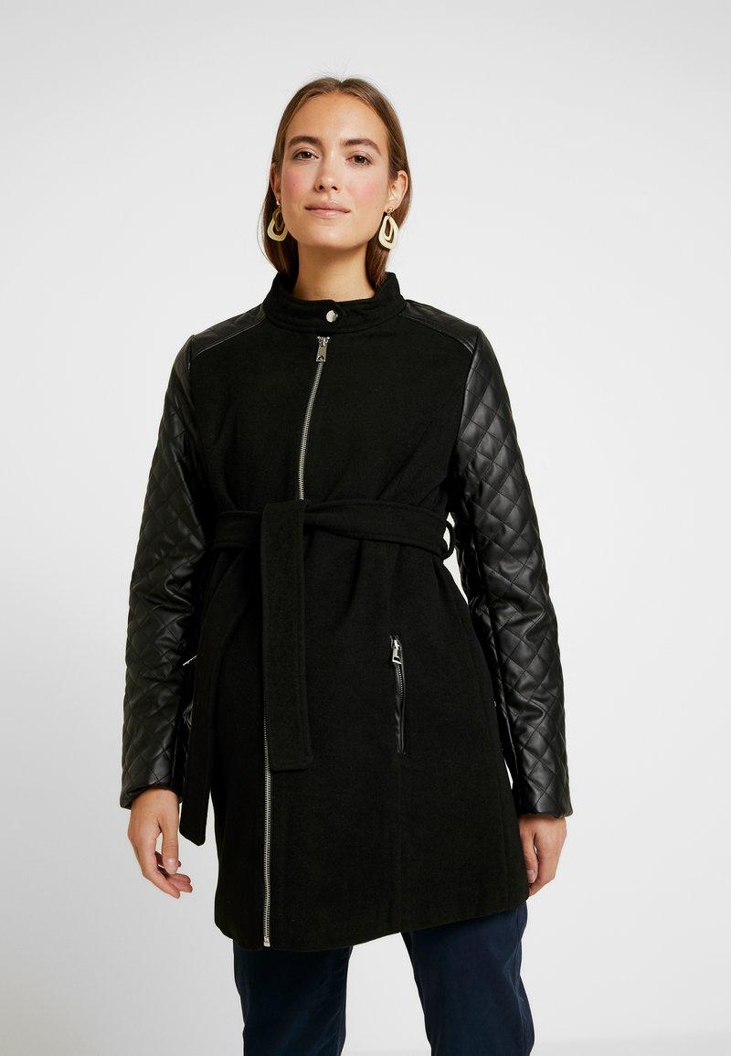MAMALICIOUS - MLNILAH COAT - Short coat - black