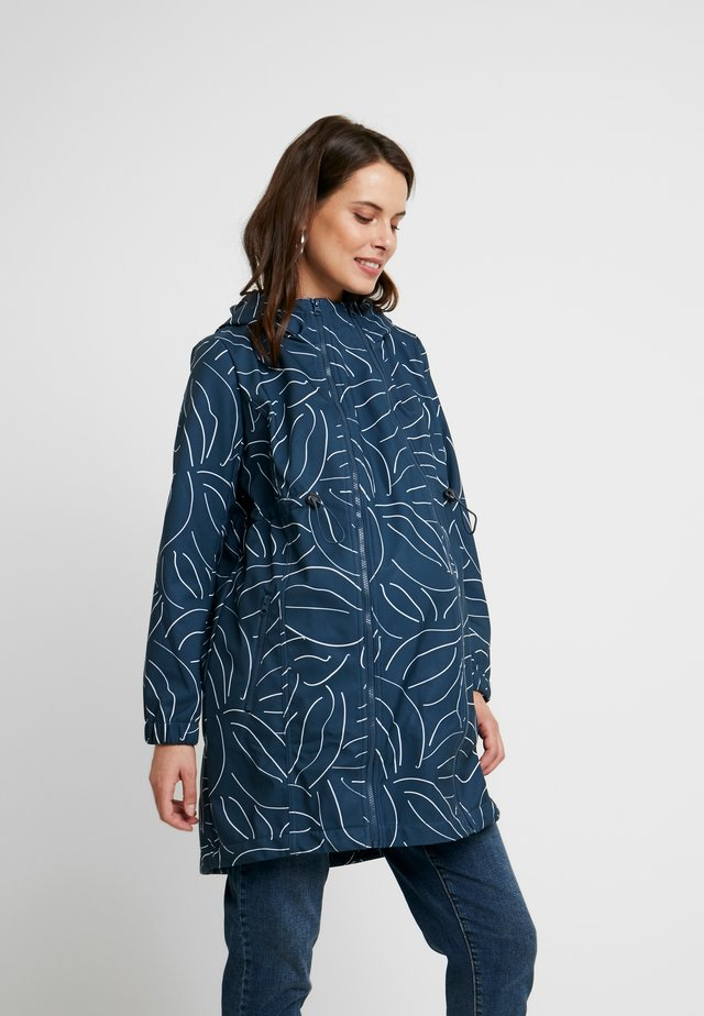 MLSHELLA JACKET 3IN1 - Lett jakke - midnight navy/bering sea white