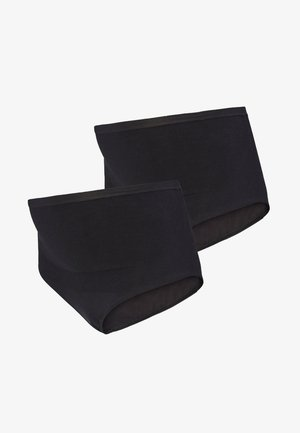 2er Pack - Slip - black