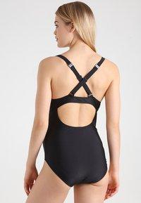 MAMALICIOUS - MLJOSEFINE SWIMSUIT - Costume da bagno - black - 3
