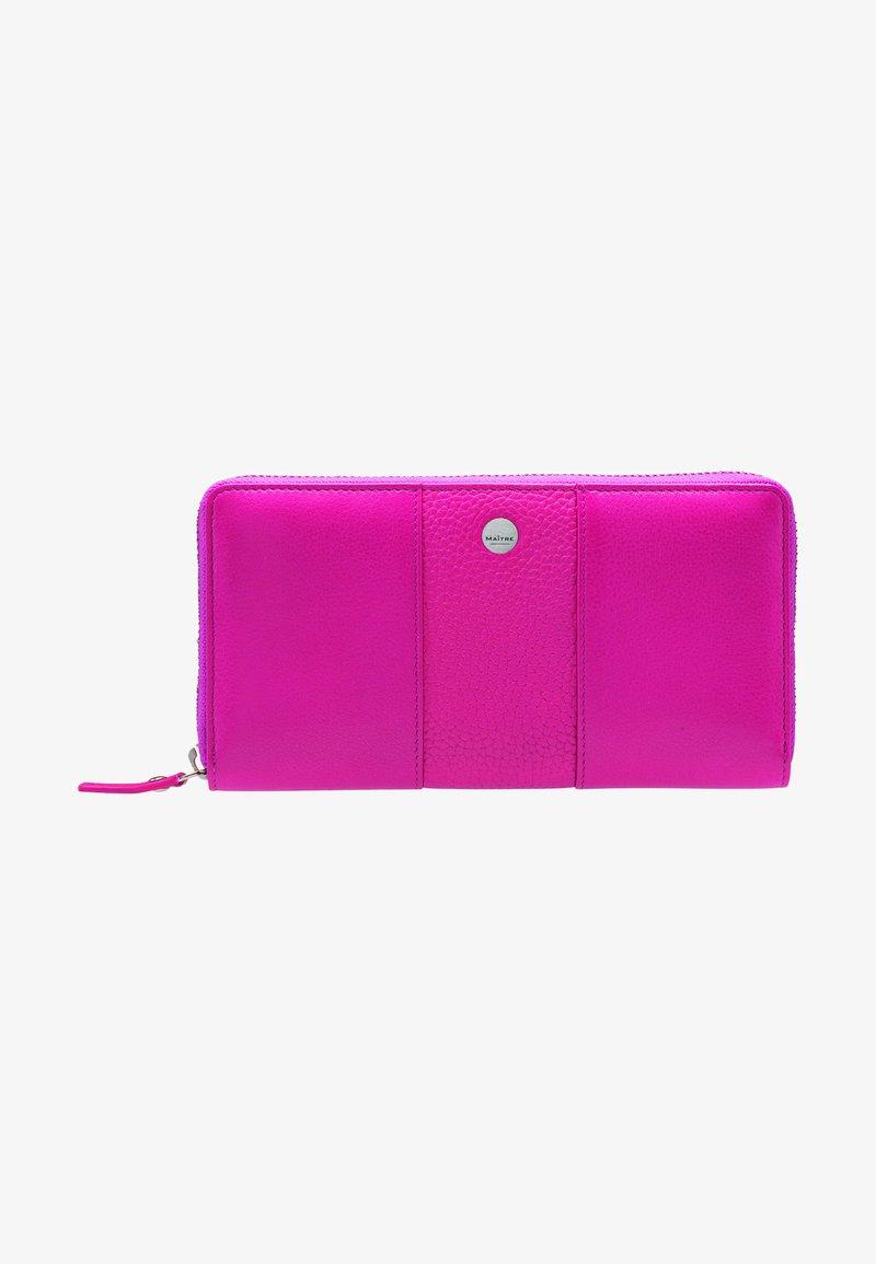MAITRE - Wallet - pink