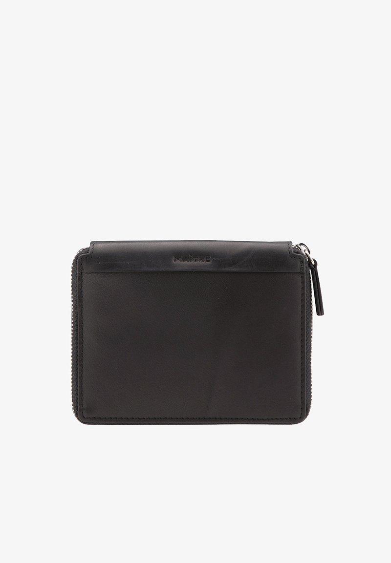 MAITRE - BUNDENBACH DARLINDE BILLFOLD  - Wallet - black