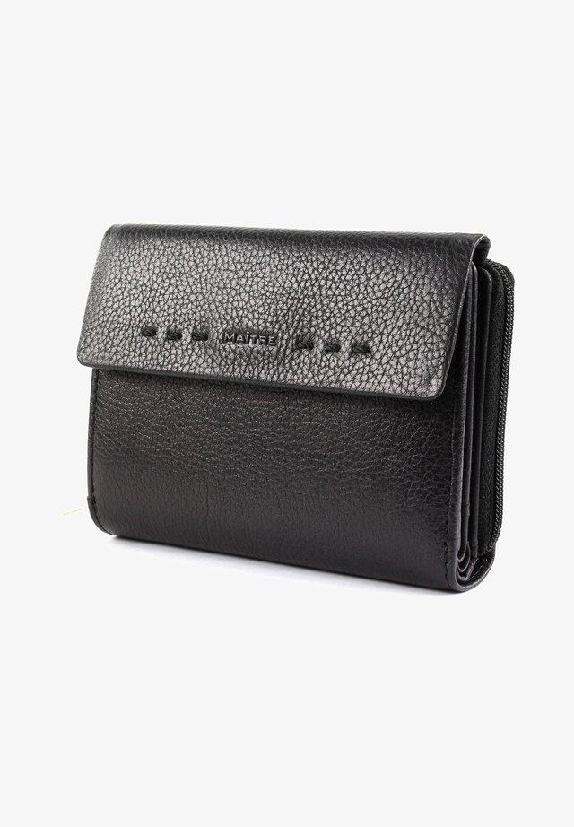 KAPPELN - Wallet - black
