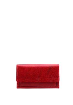 Wallet - darkred