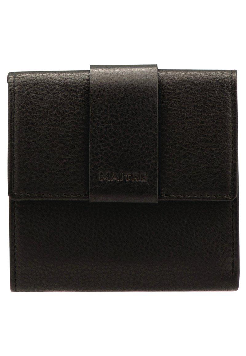 MAITRE - Wallet - black